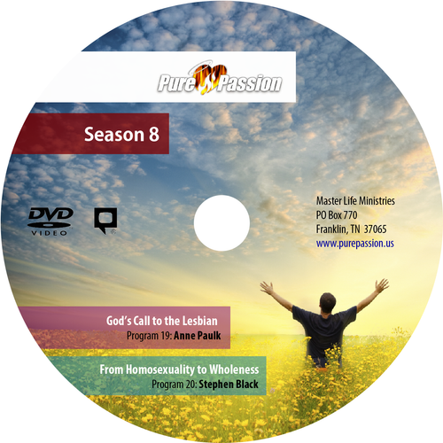 Pure Passion - Season 8 DVD