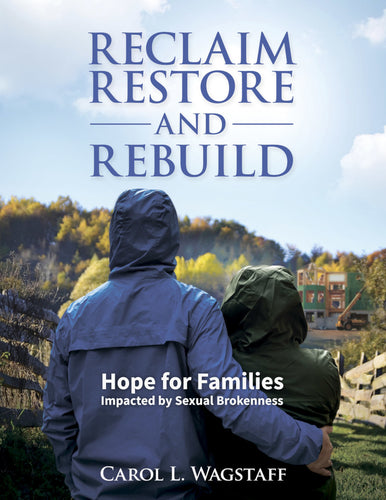 Reclaim, Restore and Rebuild book cover