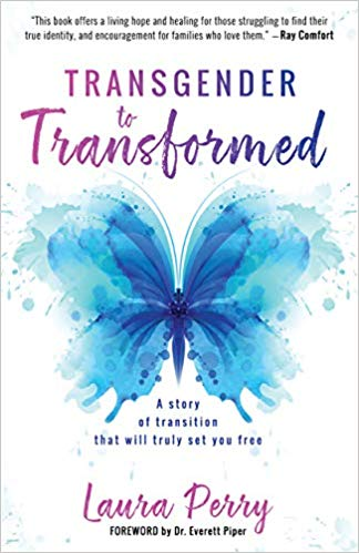 Transgender to Transformed book cover