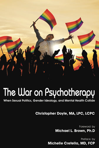 War on Psychotherapy book cover