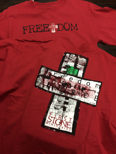 Freedom T-shirt image