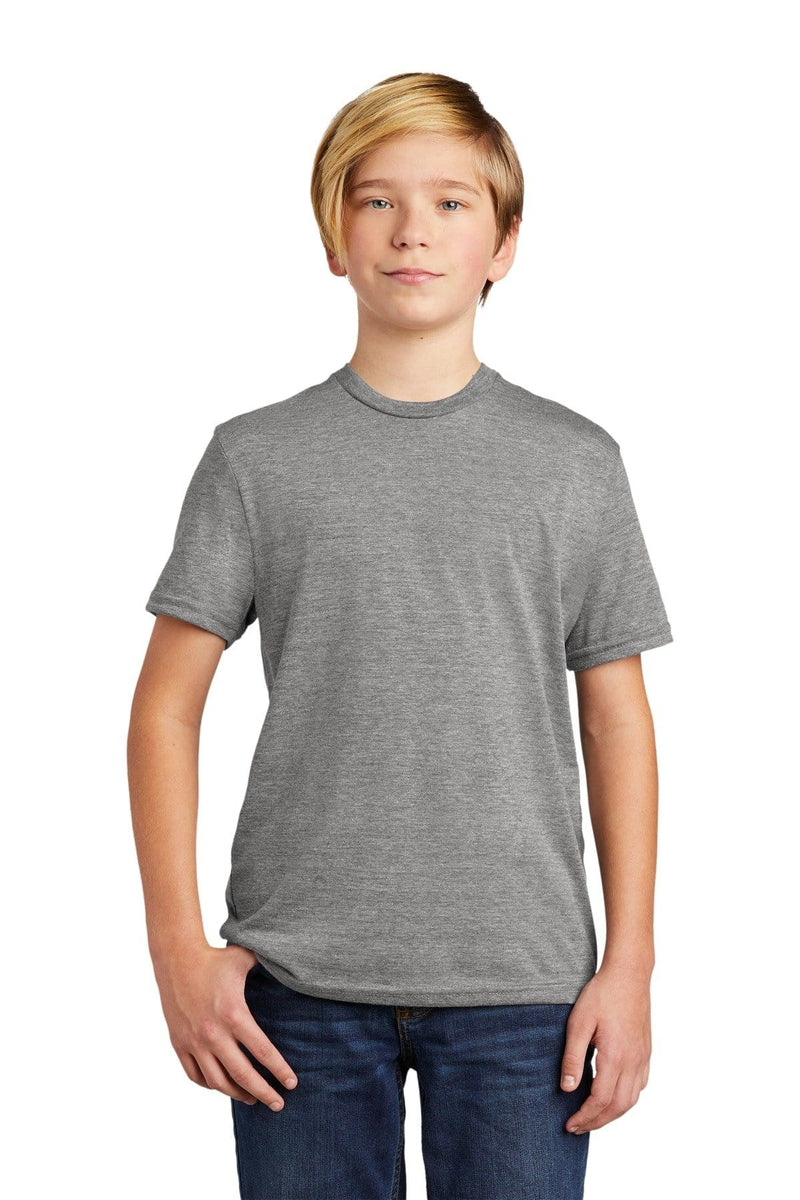 Allmade ® Youth Tri-Blend Tee AL207-T-Shirts-wholesale apparel