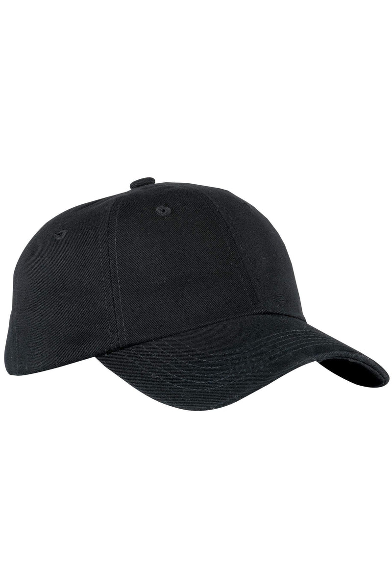 Port Authority® Brushed Twill Cap. BTU-Caps-Bulkthreads.com, Wholesale T-Shirts and Tanks