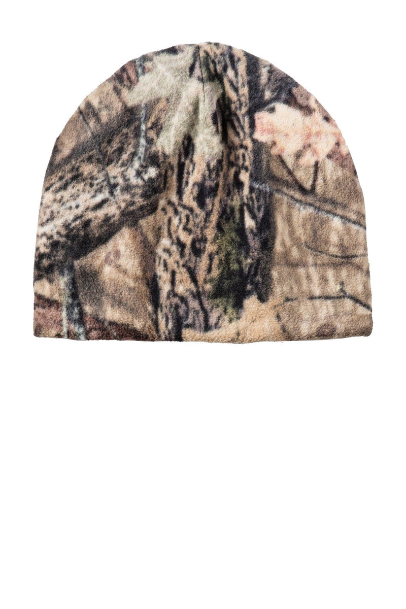 Port Authority® Camouflage Fleece Beanie. C901-Caps-Bulkthreads.com, Wholesale T-Shirts and Tanks