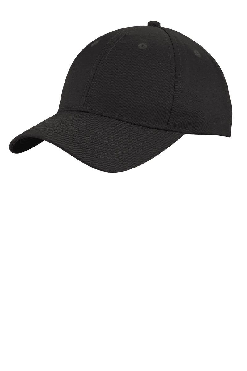 Port Authority® Uniforming Twill Cap. C913-Caps-Bulkthreads.com, Wholesale T-Shirts and Tanks