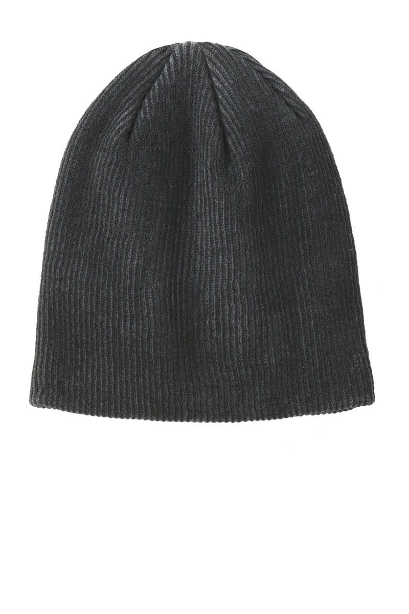 Port Authority® Rib Knit Slouch Beanie. C935-Caps-Bulkthreads.com, Wholesale T-Shirts and Tanks