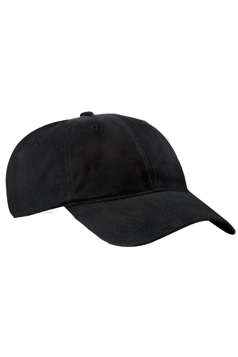 Port & Company® - Brushed Twill Low Profile Cap. CP77-Caps-Bulkthreads.com, Wholesale T-Shirts and Tanks