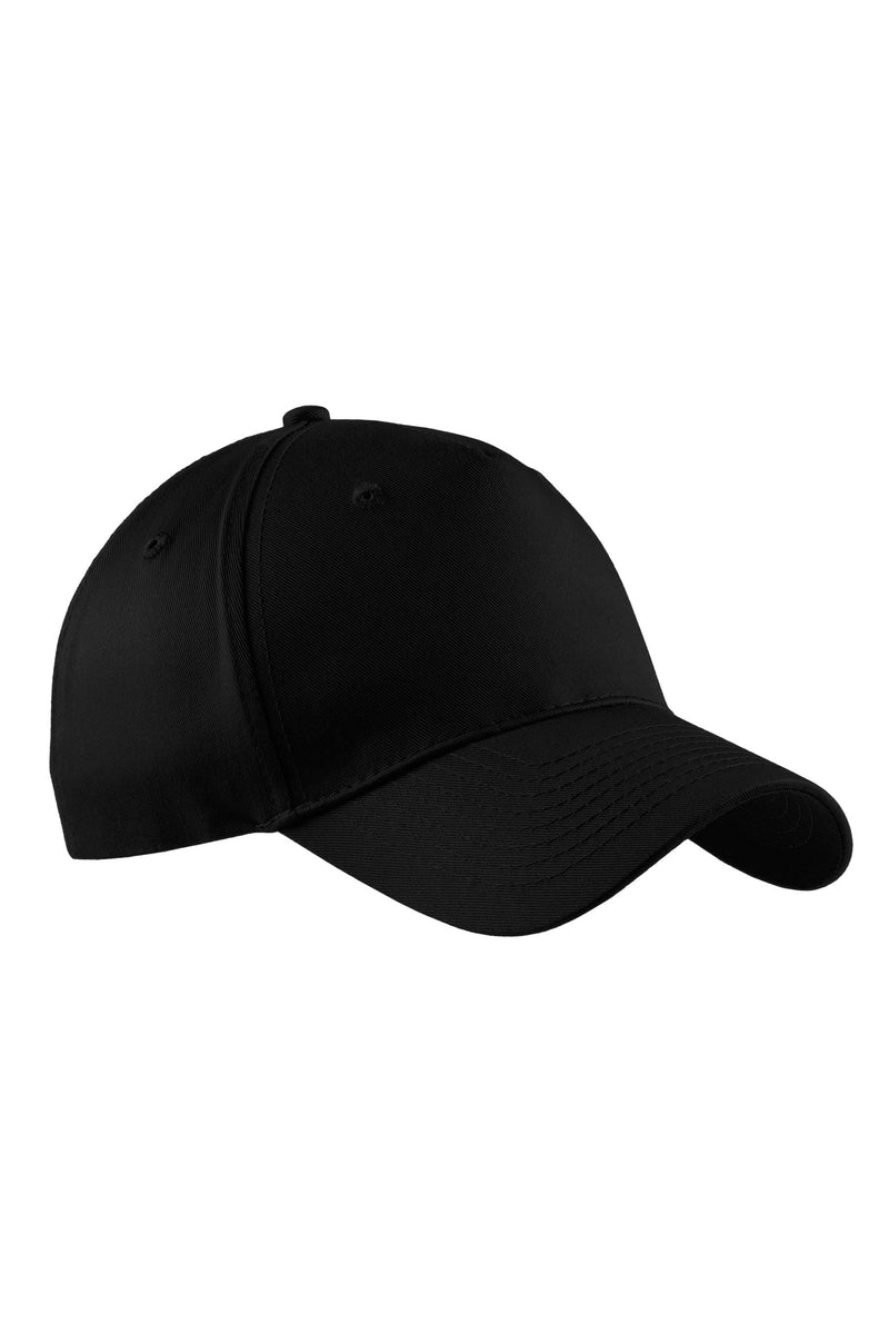 Port & Company® - Five-Panel Twill Cap. CP86-Caps-Bulkthreads.com, Wholesale T-Shirts and Tanks