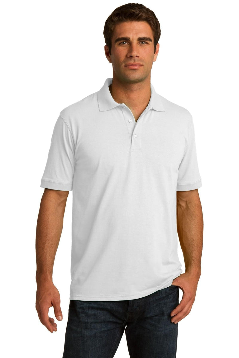 Port & Company ® Tall Core Blend Jersey Knit Polo. KP55T-Polos/Knits-wholesale apparel