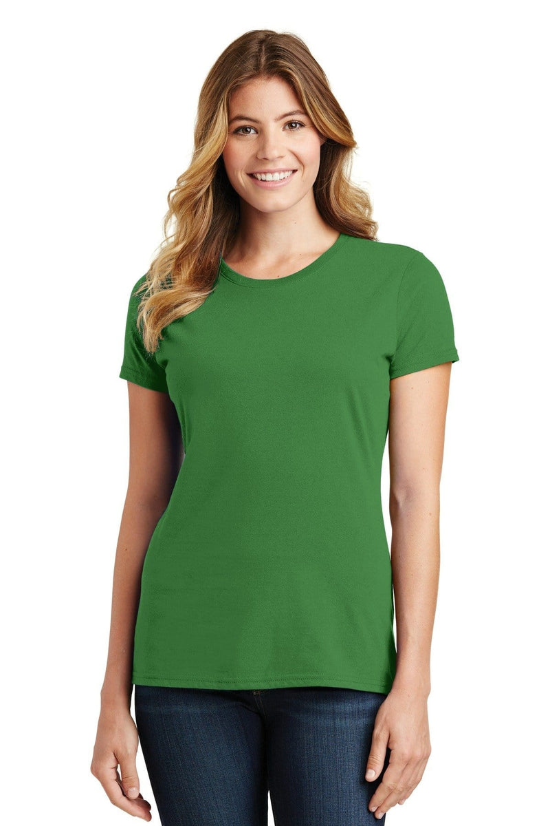 Port & Company ® Ladies Fan Favorite Tee. LPC450, Traditional Colors-T-Shirts-wholesale apparel