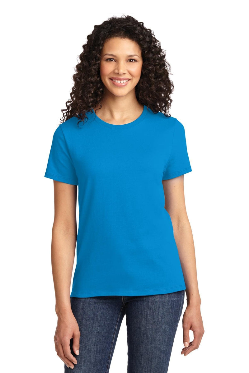 Port & Company ® - Ladies Essential Tee. LPC61, Traditional Colors-T-Shirts-wholesale apparel