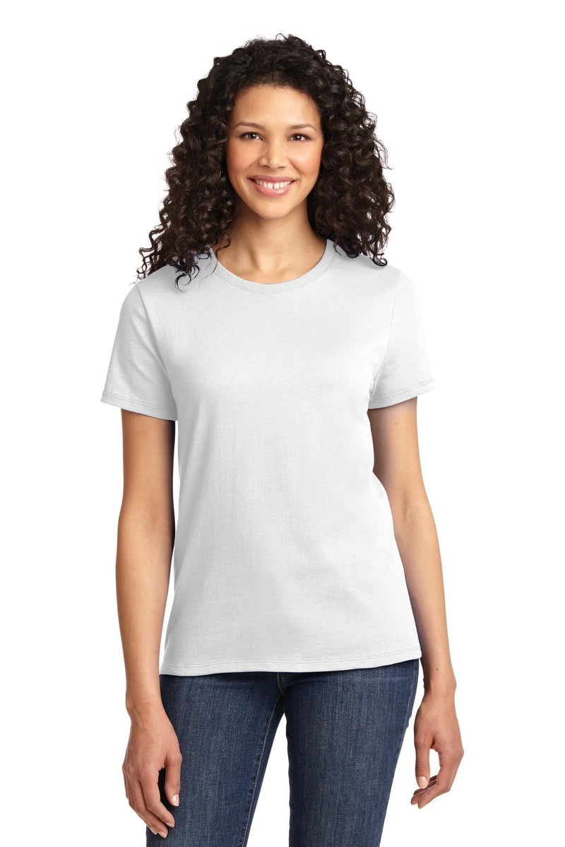 Port & Company ® - Ladies Essential Tee. LPC61-T-Shirts-wholesale apparel