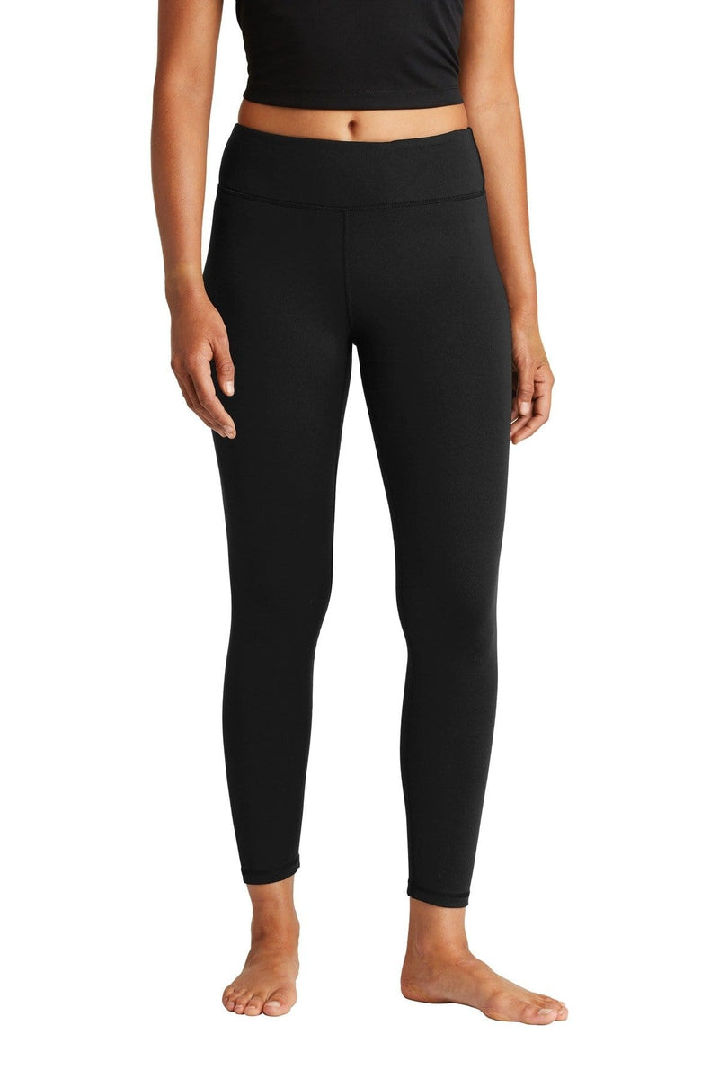 Sport-Tek ® Ladies 7/8 Legging. LPST890-Activewear-wholesale apparel
