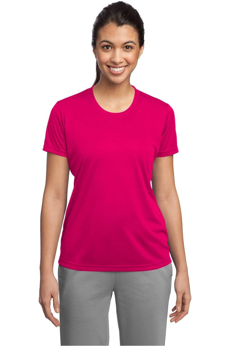 Sport-Tek ® Ladies PosiCharge ® Competitor™ Tee. LST350, Traditional Colors-Activewear-wholesale apparel