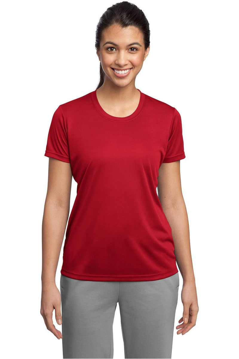 Sport-Tek ® Ladies PosiCharge ® Competitor™ Tee. LST350, Basic Colors-Activewear-wholesale apparel