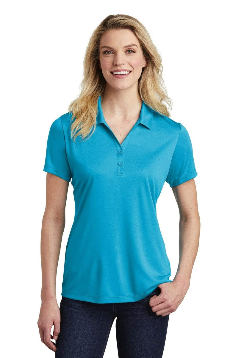 Sport-Tek ® Ladies PosiCharge ® Competitor ™ Polo. LST550-Polos/Knits-wholesale apparel
