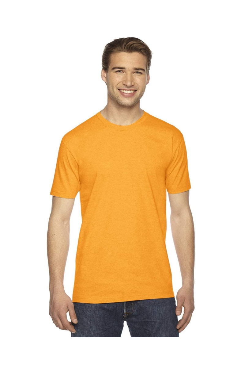American Apparel 2001W: Unisex Fine Jersey Short-Sleeve T-Shirt, Traditional Colors-T-Shirts-Bulkthreads.com, Wholesale T-Shirts and Tanks