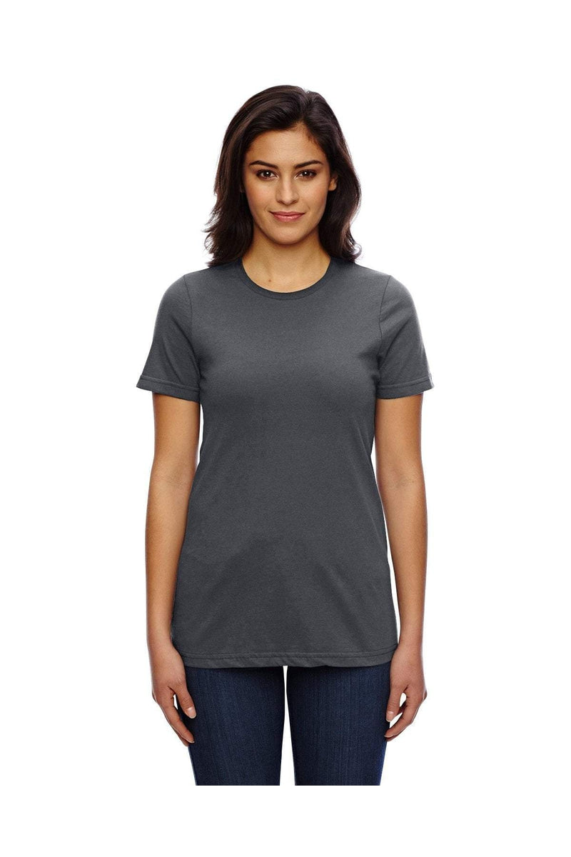 American Apparel 23215W: Ladies' Classic T-Shirt-T-Shirts-Bulkthreads.com, Wholesale T-Shirts and Tanks