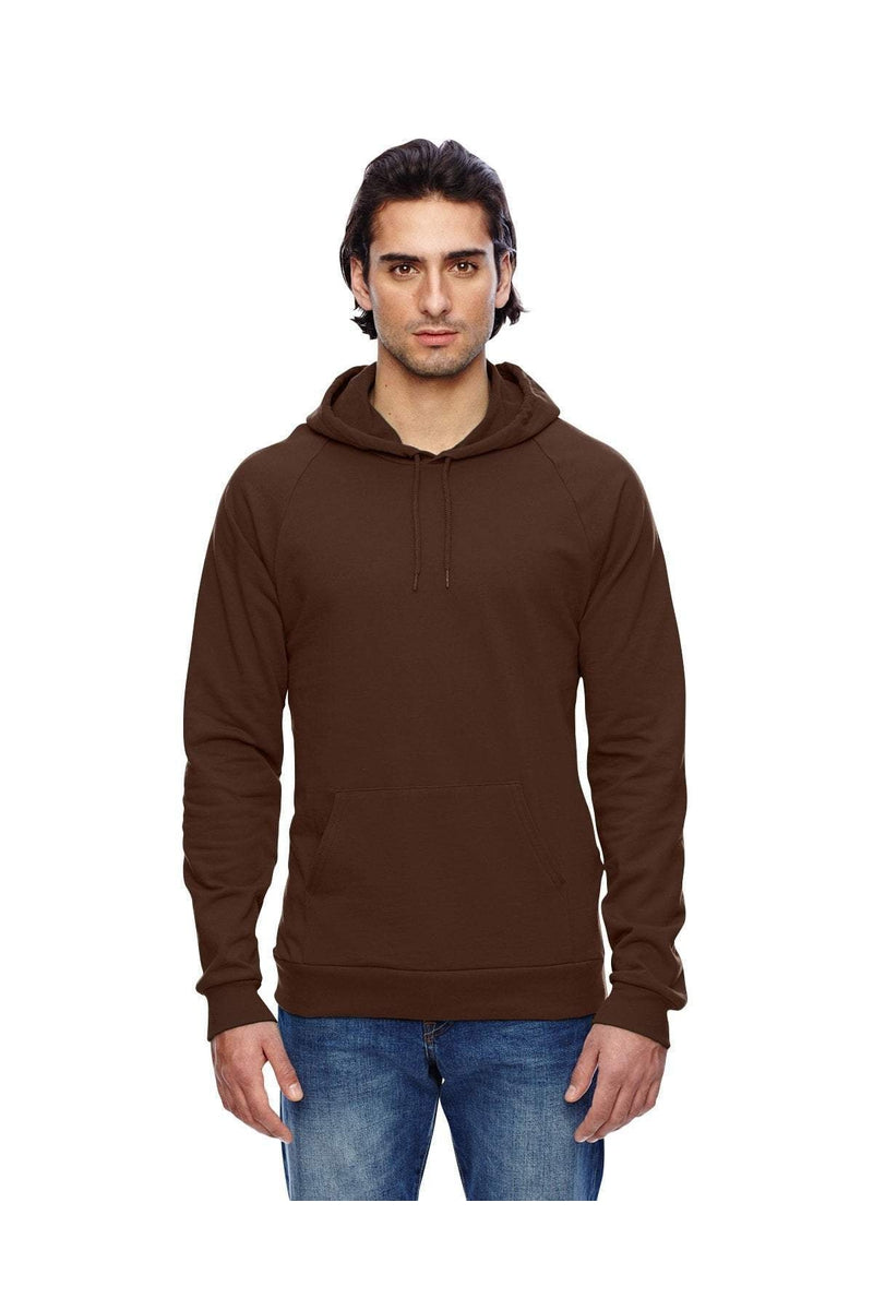 American Apparel 5495W: Unisex California Fleece Pullover Hoodie-Sweatshirts-Bulkthreads.com, Wholesale T-Shirts and Tanks