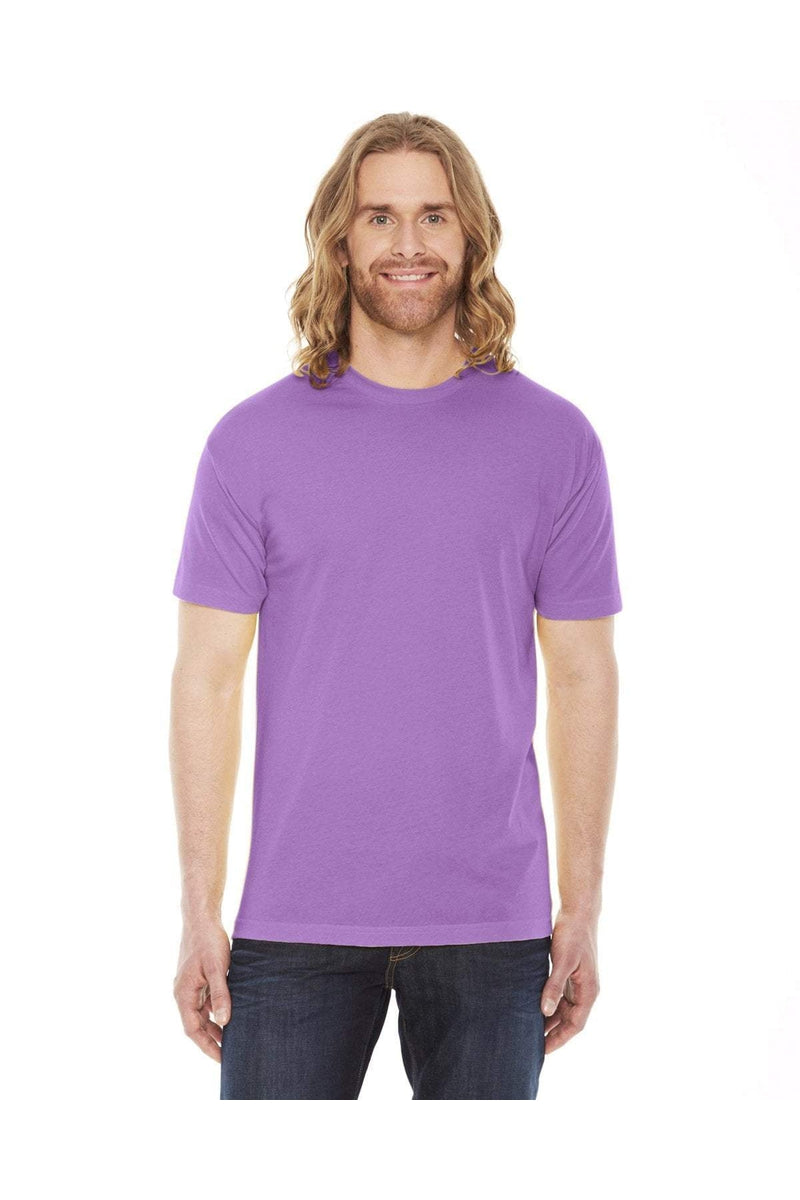 American Apparel BB401W: Unisex Poly-Cotton Short-Sleeve Crewneck-T-Shirts-Bulkthreads.com, Wholesale T-Shirts and Tanks