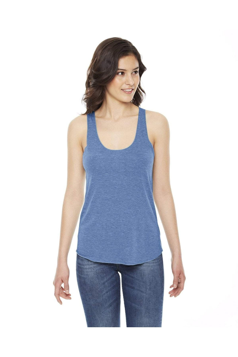 American Apparel TR308W: Ladies' Triblend Racerback Tank-American Apparel-Bulkthreads.com