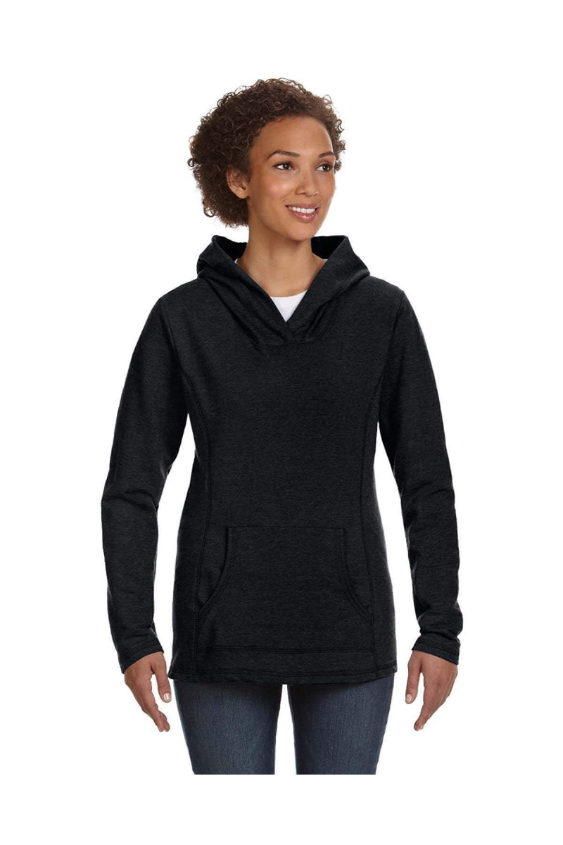 Anvil 72500L: Ladies' Hooded French Terry-Anvil-Bulkthreads.com