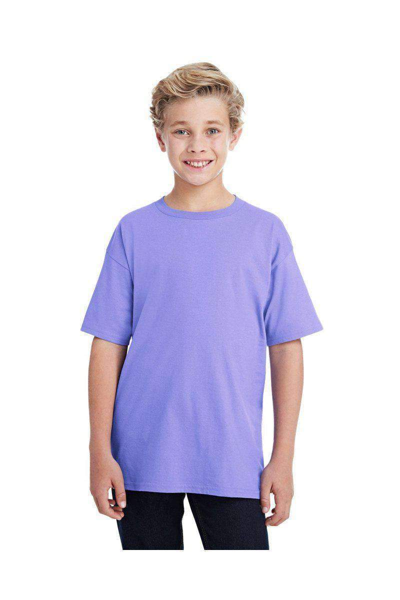 Anvil 990B: Lightweight Youth T-Shirt-Youth T-shirt-Bulkthreads.com, Wholesale T-Shirts and Tanks
