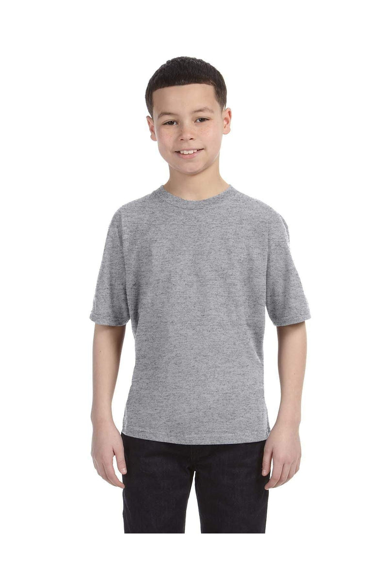 Anvil 990B: Youth Lightweight T-Shirt, Basic Colors-T-Shirts-Bulkthreads.com, Wholesale T-Shirts and Tanks