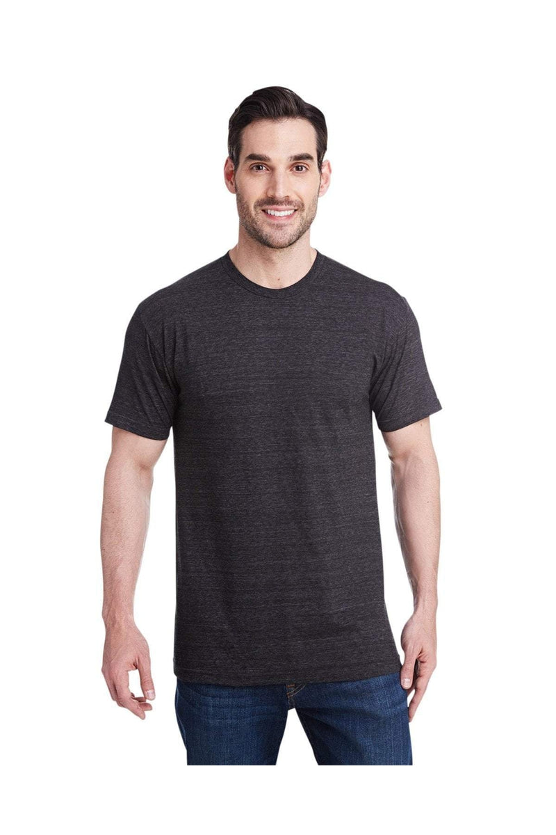 Bayside 5710: Unisex Triblend T-Shirt, Basic Colors-T-Shirts-Bulkthreads.com, Wholesale T-Shirts and Tanks