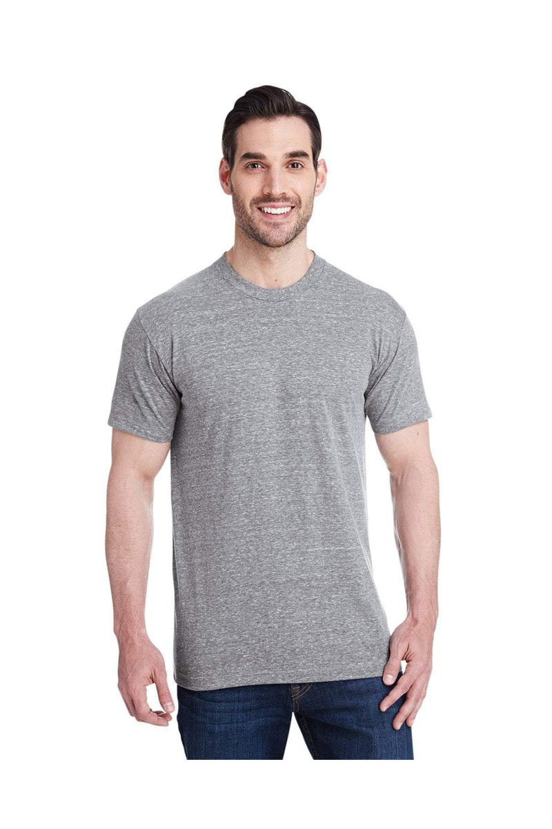 Bayside 5710: Unisex Triblend T-Shirt-T-Shirts-Bulkthreads.com, Wholesale T-Shirts and Tanks