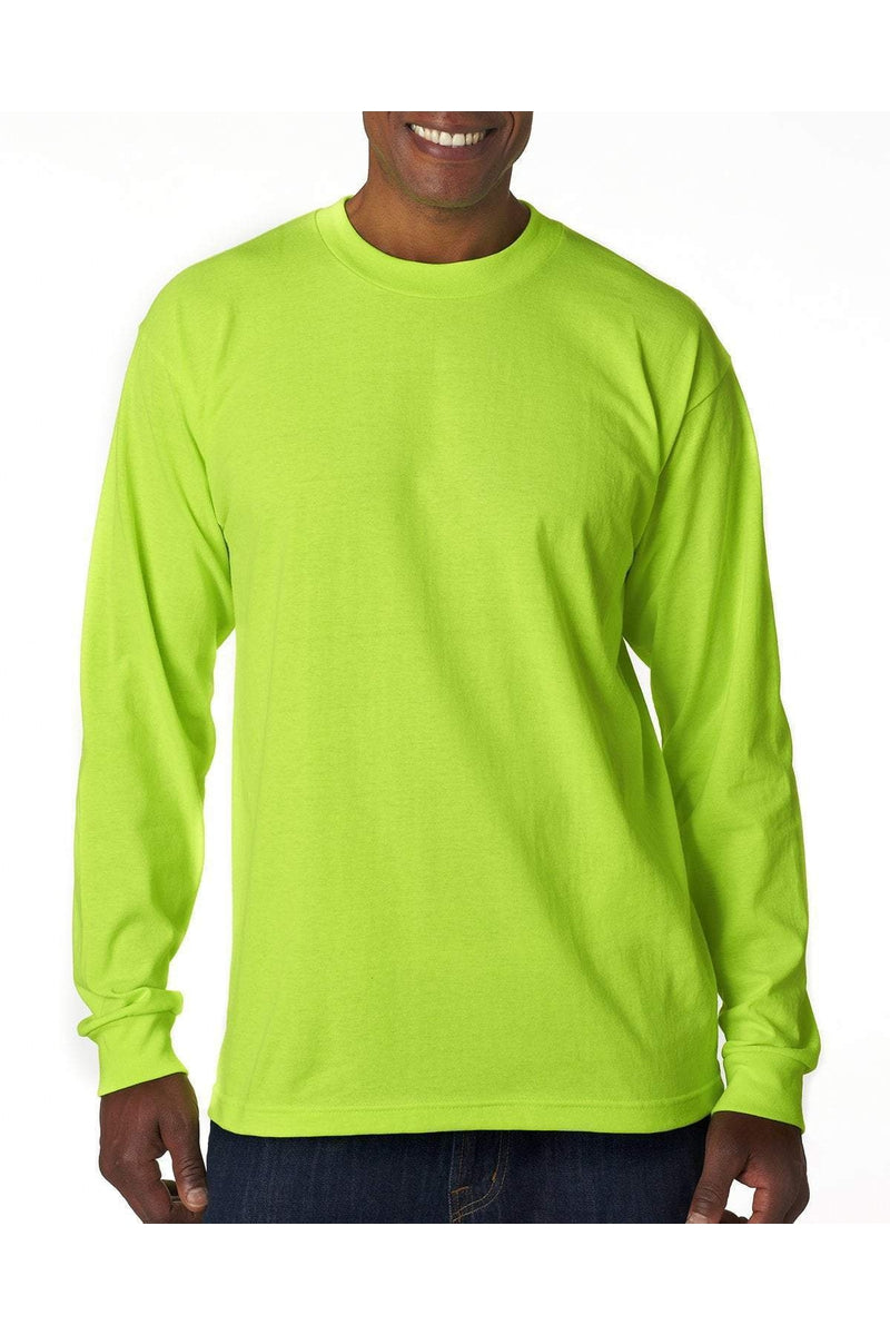 Bayside BA1715: Adult Long-Sleeve T-Shirt-T-Shirts-Bulkthreads.com, Wholesale T-Shirts and Tanks