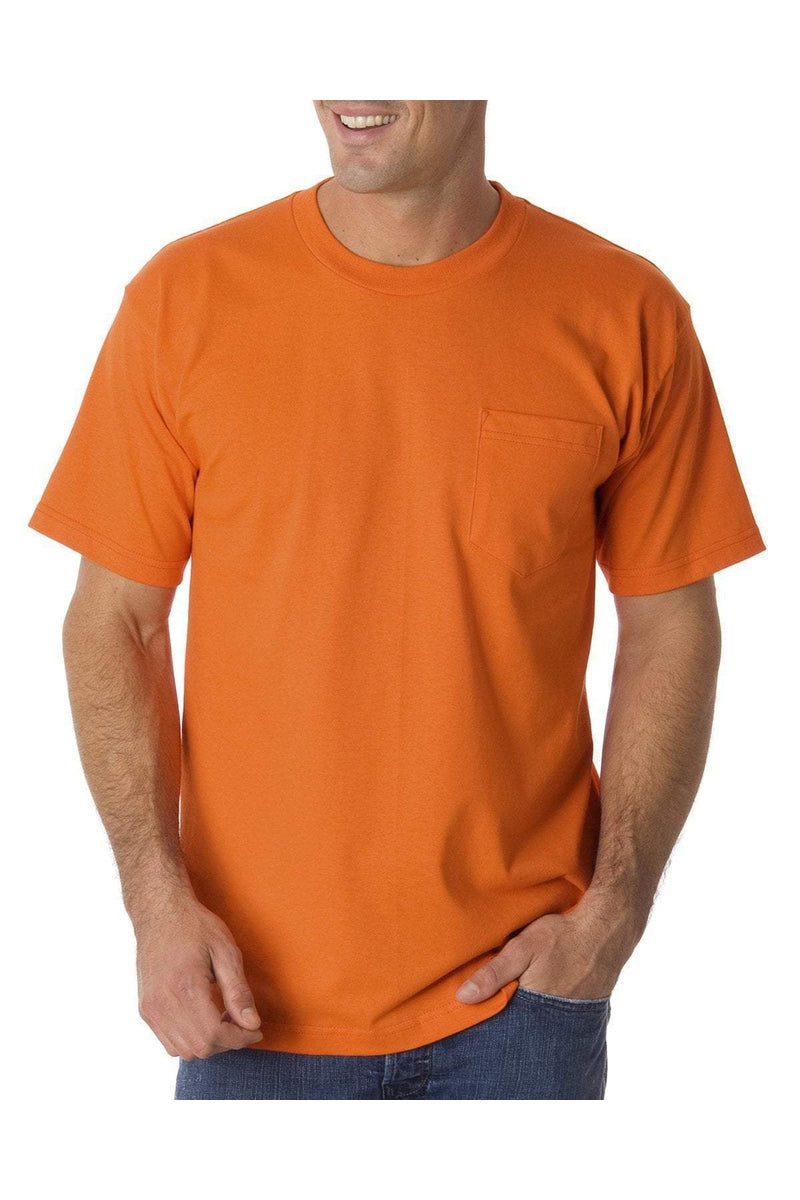 Bayside BA1725: Adult Pocket T-Shirt-T-Shirts-Bulkthreads.com, Wholesale T-Shirts and Tanks