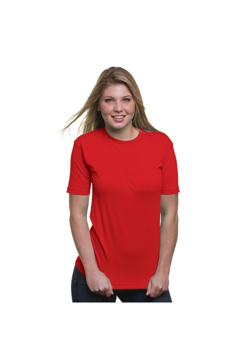 Bayside BA2905: Adult 6.1 oz. 100% Cotton T-Shirt, Basic Colors-T-Shirts-Bulkthreads.com, Wholesale T-Shirts and Tanks