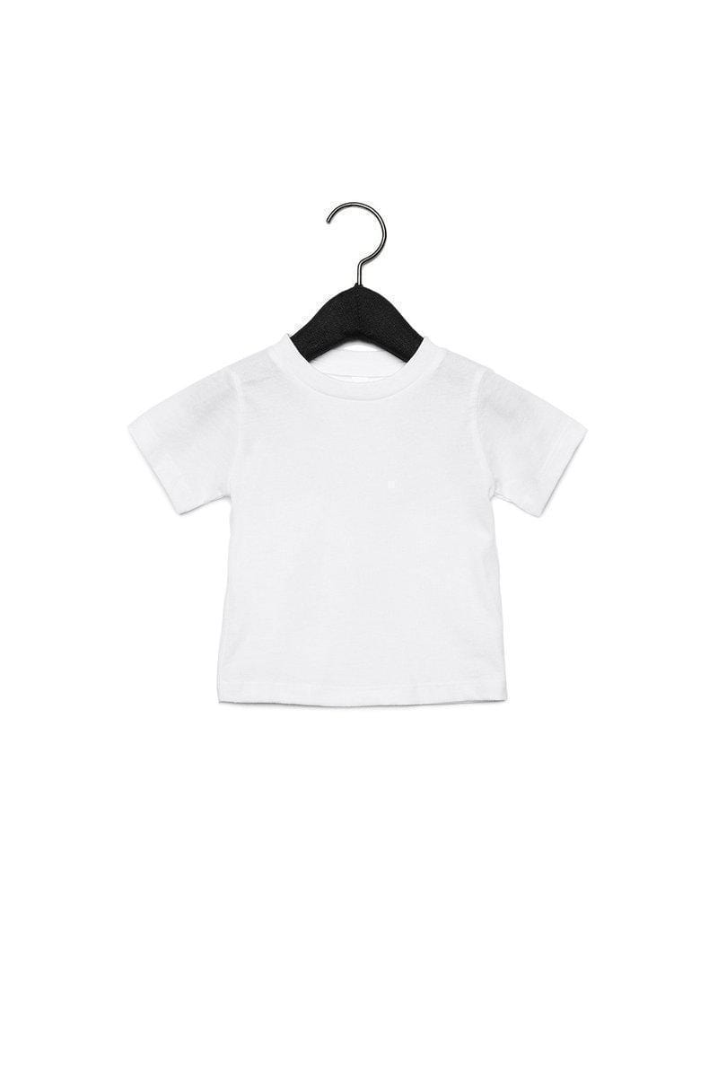 Bella + Canvas 3001B: Infant Short Sleeve T-Shirt-Youth Tee-Bulkthreads.com, Wholesale T-Shirts and Tanks