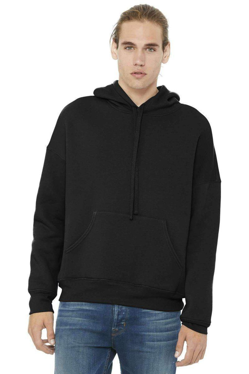 Bella Canvas 3729: Unisex Sponge Fleece Pullover DTM Hoodie-Sweatshirts/Fleece-Bulkthreads.com, Wholesale T-Shirts and Tanks