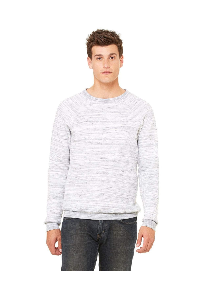 Bella+Canvas 3901: Unisex Sponge Fleece Crewneck Sweatshirt, Basic Colors-Sweatshirts-Bulkthreads.com, Wholesale T-Shirts and Tanks