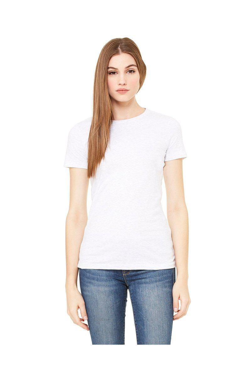 Bella+Canvas 6004: Ladies' The Favorite T-Shirt, Basic Colors-T-Shirts-Bulkthreads.com, Wholesale T-Shirts and Tanks