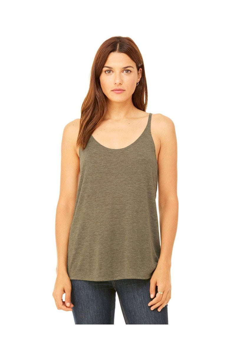 Bella+Canvas 8838: Ladies' Slouchy Tank, Basic Colors-T-Shirts-Bulkthreads.com, Wholesale T-Shirts and Tanks