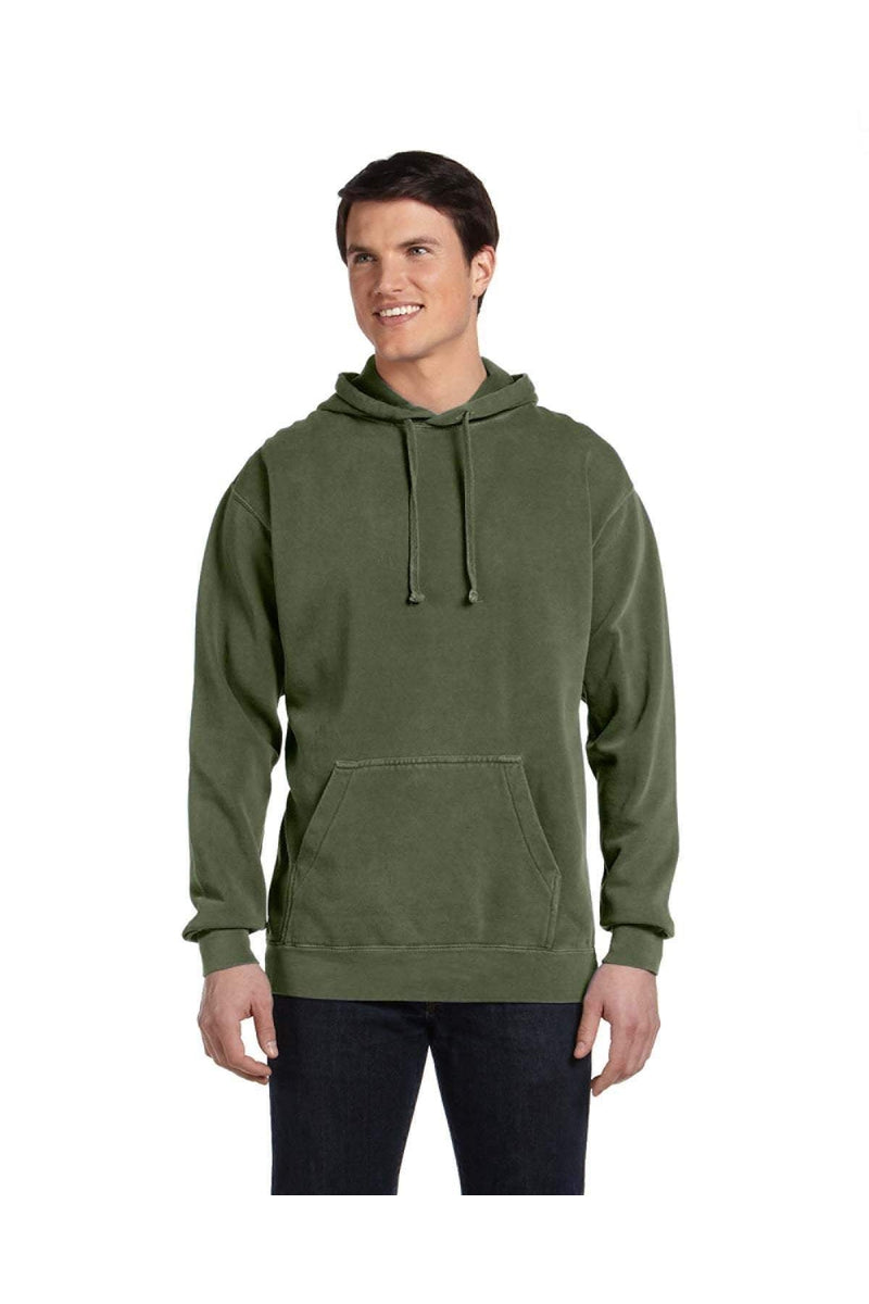 Comfort Colors 1567: Adult Hooded Sweatshirt, Basic Colors-Sweatshirts-Bulkthreads.com, Wholesale T-Shirts and Tanks