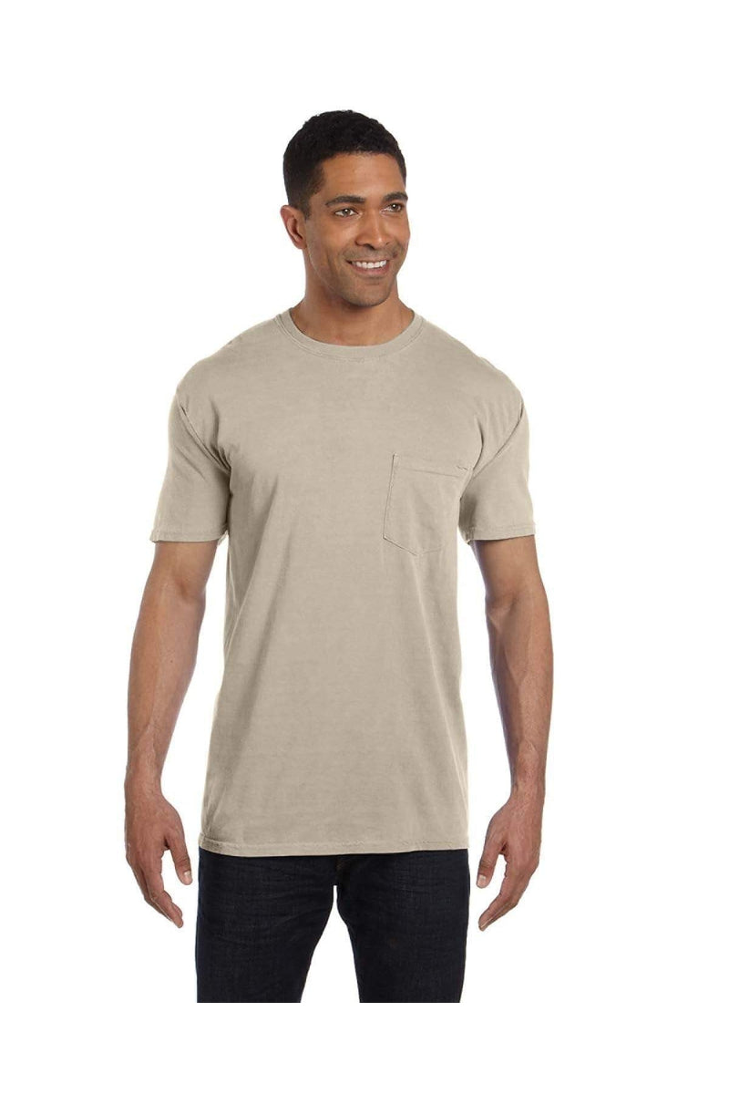 Comfort Colors 6030CC: Adult Heavyweight RS Pocket T-Shirt, Basic Colors