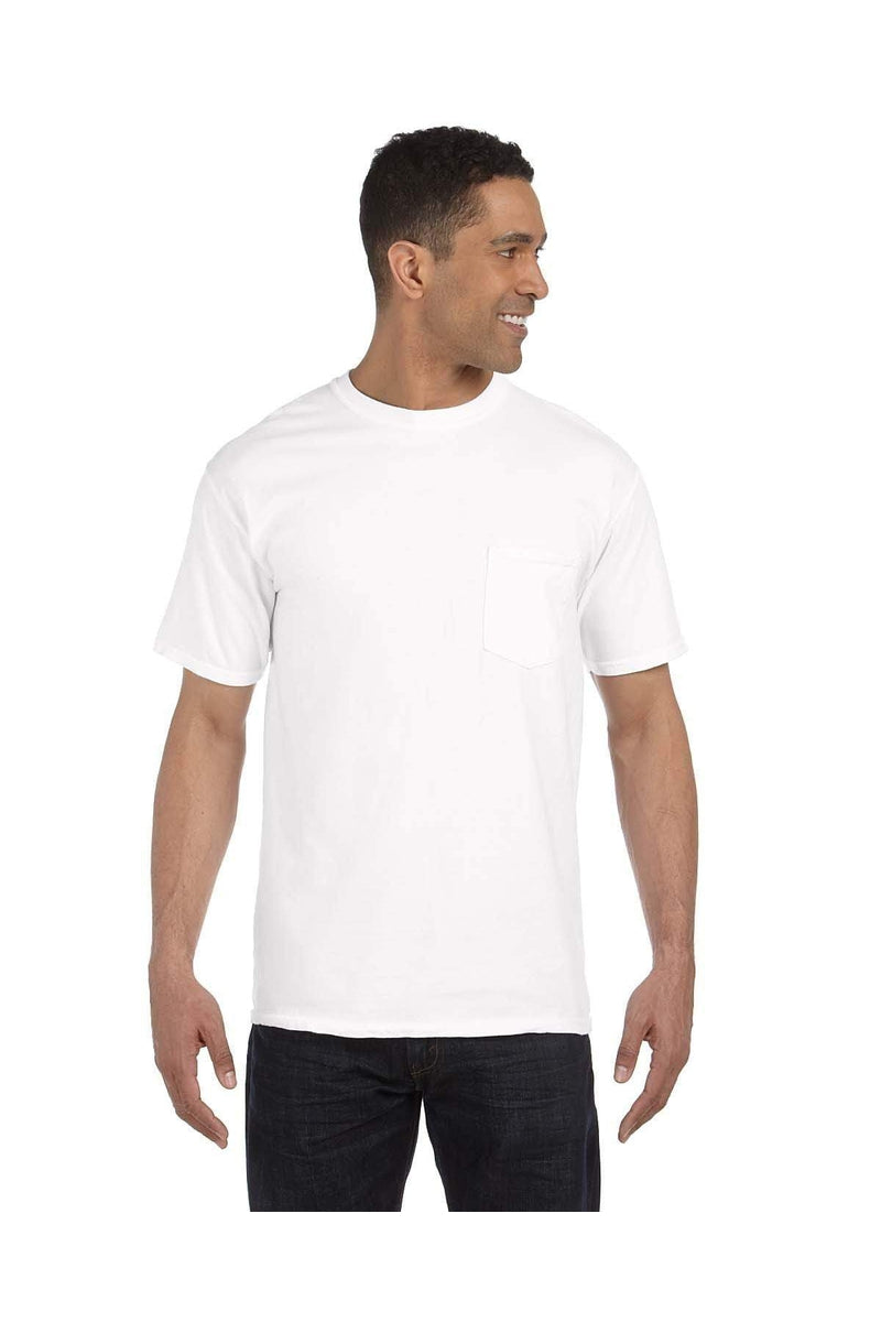 Comfort Colors 6030CC: Adult Heavyweight RS Pocket T-Shirt-T-Shirts-Bulkthreads.com, Wholesale T-Shirts and Tanks