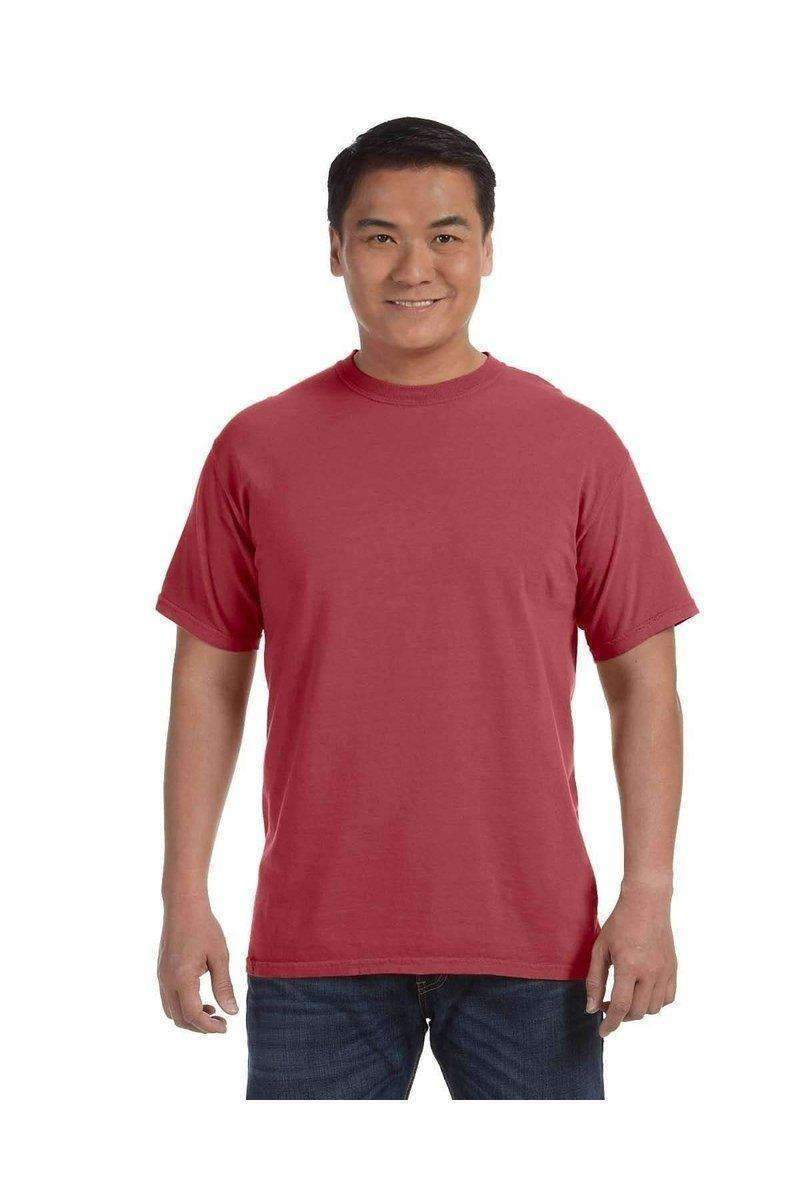 Comfort Colors C1717: Men's 100% RS cotton T-Shirt-Men's T-Shirts-Bulkthreads.com, Wholesale T-Shirts and Tanks