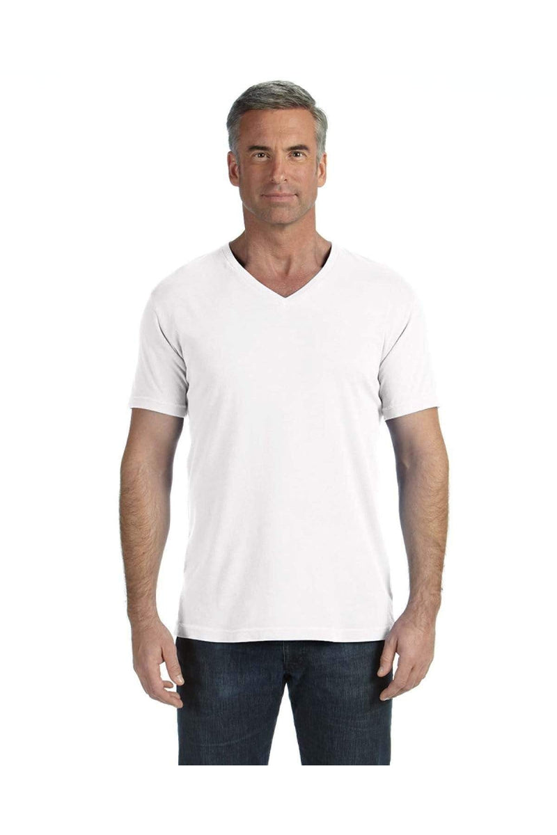 Comfort Colors C4099: Adult Midweight RS V-Neck T-Shirt-T-Shirts-Bulkthreads.com, Wholesale T-Shirts and Tanks