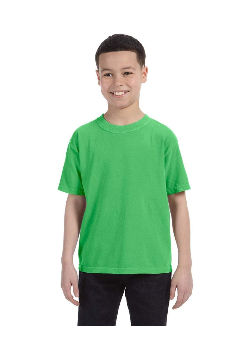 Comfort Colors C9018: Youth Midweight RS T-Shirt, Basic Colors-T-Shirts-Bulkthreads.com, Wholesale T-Shirts and Tanks