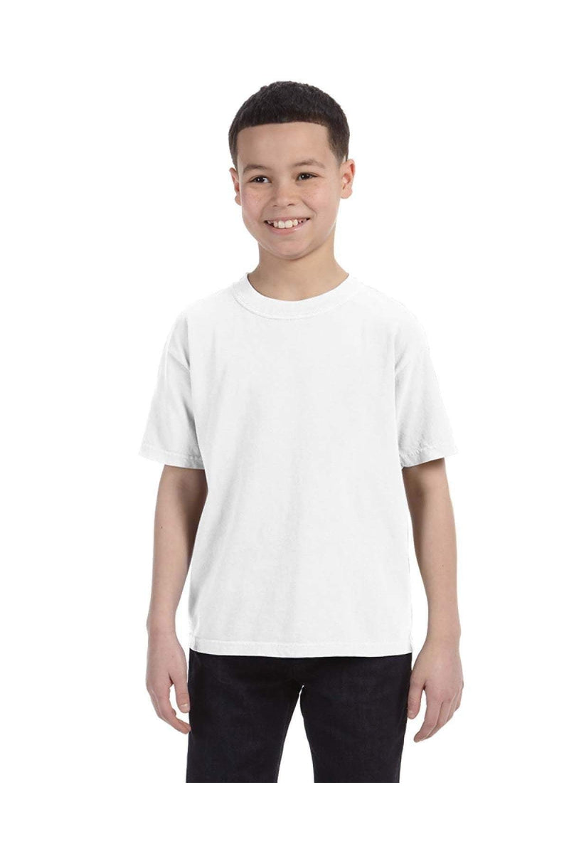 Comfort Colors C9018: Youth Midweight RS T-Shirt-T-Shirts-Bulkthreads.com, Wholesale T-Shirts and Tanks
