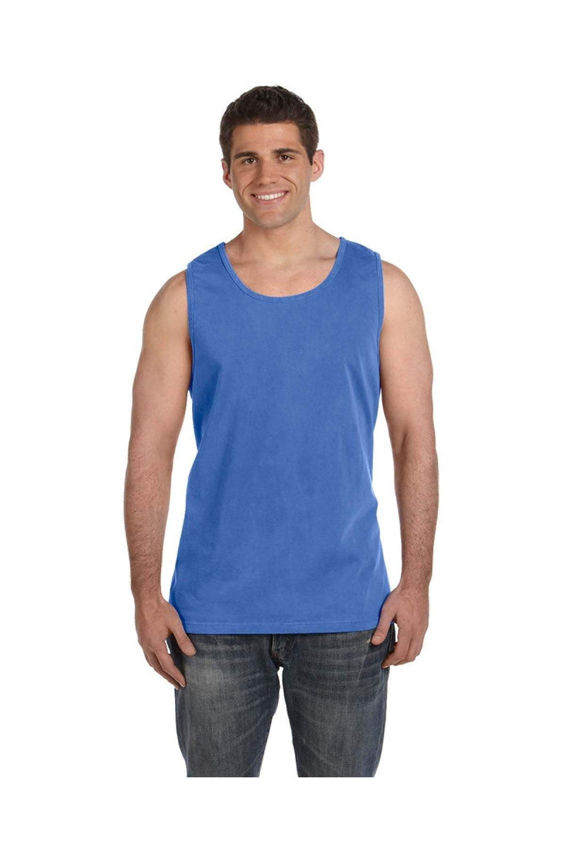 Comfort Colors C9360: Adult Heavyweight RS Tank, Basic Colors-T-Shirts-Bulkthreads.com, Wholesale T-Shirts and Tanks