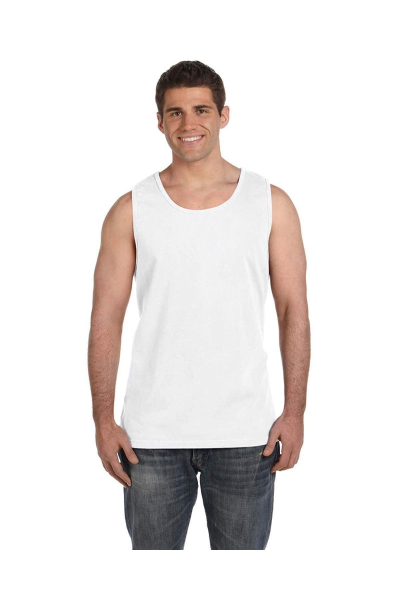 Comfort Colors C9360: Adult Heavyweight RS Tank-T-Shirts-Bulkthreads.com, Wholesale T-Shirts and Tanks