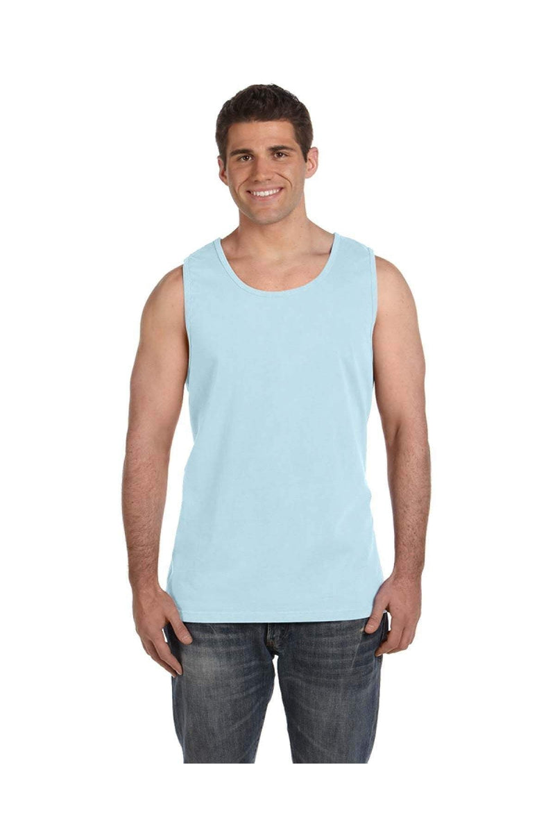 Comfort Colors C9360: Adult Heavyweight RS Tank, Extended Colors-T-Shirts-Bulkthreads.com, Wholesale T-Shirts and Tanks