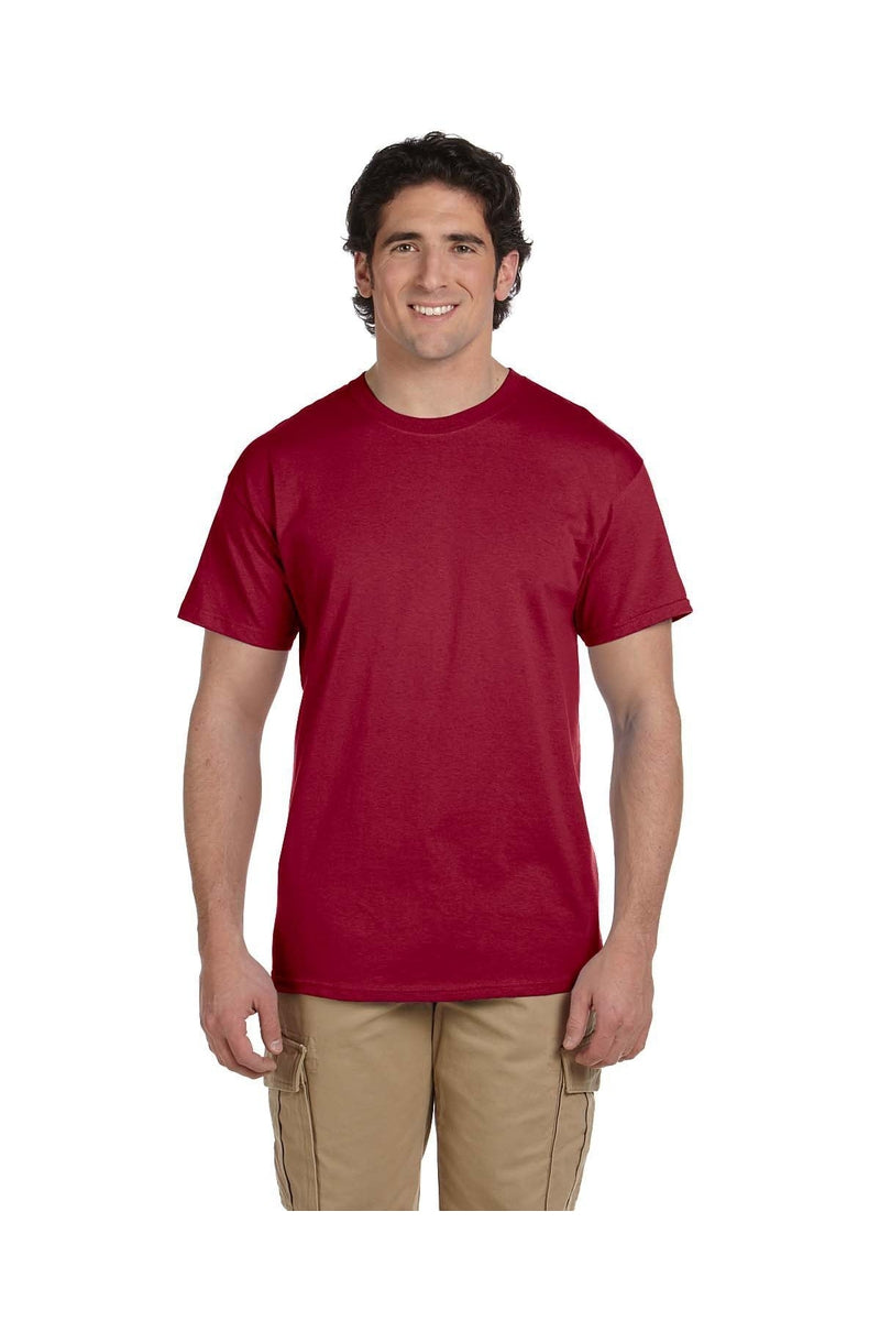 Fruit of the Loom 3931: Adult 5 oz. HD Cotton™ T-Shirt, Extended Colors 5-Fruit of the Loom-Bulkthreads.com