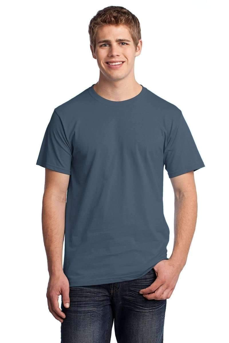 Fruit of the Loom 3931: HD 100% Cotton T-Shirt-Men's T-shirts-Bulkthreads.com, Wholesale T-Shirts and Tanks